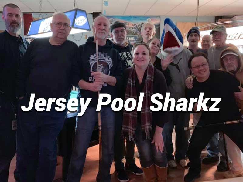 Jersey Pool Sharkz