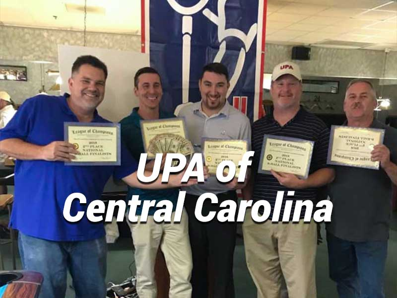 UPA of Central Carolina